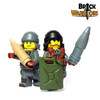 Custom LEGO® Accessory - Artillery Shell
