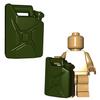 Custom Minifigure Accessory - Gas Can