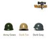 Custom LEGO® Helmet - Italian Helmet