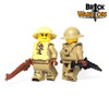 Custom LEGO® Armor - British Suspenders