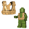 Minifigure Armor - US Infantry Suspenders
