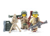 Custom LEGO® Armor - US Infantry Suspenders