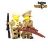 Custom LEGO® Armor - US Gunner Suspenders