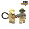 Custom LEGO® Helmet - British Gas Mask