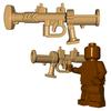Custom LEGO® Explosive - British Rocket Launcher