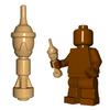 Custom LEGO® Explosive - British Rocket