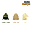 Custom LEGO® Helmet - Japanese Hat