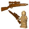 Minifigure Gun - US Sniper