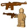 Custom Minifigure Gun - Paratrooper Carbine