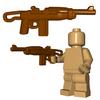 Custom Minifigure Gun - Paratrooper Carbine