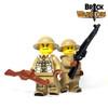 Custom LEGO® Gun - British Rifle