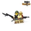 Custom LEGO® Armor - Japanese Suspenders