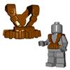 Minifigure Armor - Italian Suspenders