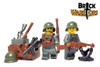 Custom LEGO® Armor - Italian Suspenders
