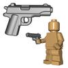 Custom Minifigure Gun - US Pistol