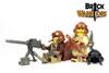 Custom LEGO® Gun - US Pistol