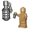 Custom Minifigure Weapon - Japanese Grenade