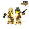 Custom LEGO® Weapon - Japanese Grenade
