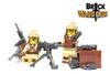 Custom LEGO® Gun - Japanese HMG