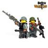 Custom LEGO® Gun - Italian LMG