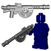 Minifigure Gun - French LMG