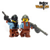Custom LEGO® Gun - French LMG