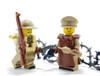 Custom LEGO® Accessory - Barbed Wire