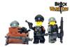 Custom LEGO® Gun - German Officer Pistol