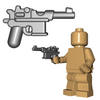 Custom LEGO® Weapon - WW2 Semi Auto Pistol