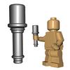 Minifigure Explosive - German Stick Grenade