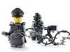 Custom LEGO® Explosive - German Stick Grenade