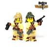 Custom LEGO® Gun - Japanese Pistol
