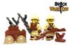 Custom LEGO® Gun - Japanese SMG