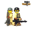 Custom Printed LEGO® Torso - German Fallschirmjäger