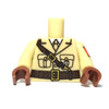 Minifigure Custom Torso - German General Torso