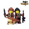 Custom LEGO® Minifgure - US Pilot Torso