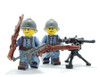 Custom Printed LEGO® Torso - French Infantry
