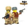 Custom Printed LEGO® Torso - Soviet Infantry