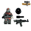 Custom LEGO® Minifigure - German Zombie
