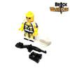 Custom LEGO® Minifigure - US Navy Pinup