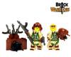 Custom LEGO® Minifigure - Kamikaze Pilot