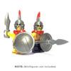 BrickWarriors Spartan Army Minifigure Accessories