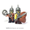 BrickWarriors Arabian Warrior Minifigure Accessories
