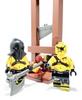 BrickWarriors Castle Executioner Minifigure Accessories