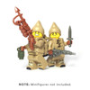 BrickWarriors British Commando Minifigure Accessories