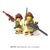 BrickWarriors WW2 US Pilot Minifigure Accessories