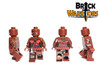 Custom LEGO® Minifigure - Fon Warrior Printing Views