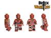 Custom LEGO® Minifigure - Fon Warrior Printing Views