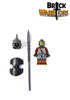 Custom LEGO® Minifigure - Mamluk Pack Contents