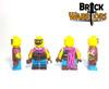 Custom LEGO® Minifigure - Gnomish Inventor Printing Views